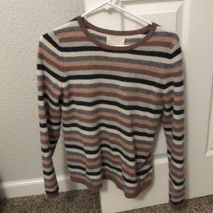 Cynthia Rowley cashmere sweater